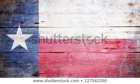 Пенсильвания · США · флаг · Соединенные · Штаты · Америки · карта - Сток-фото © asturianu