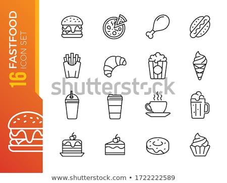 Coffee with Snacks  Stock photo © tab62