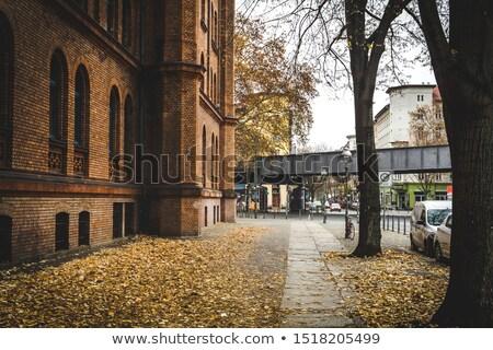 улице · подробность · очистки · дороги · грузовика · городского - Сток-фото © meinzahn