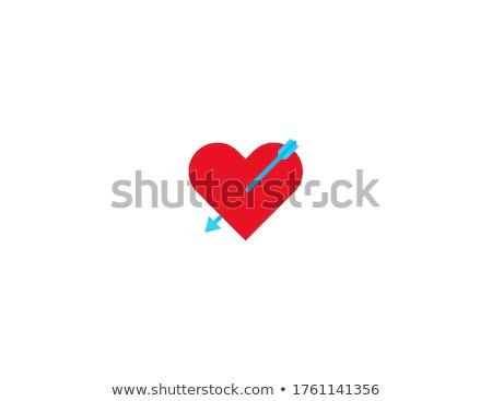 Lovestruck hearts Stock photo © Luseen