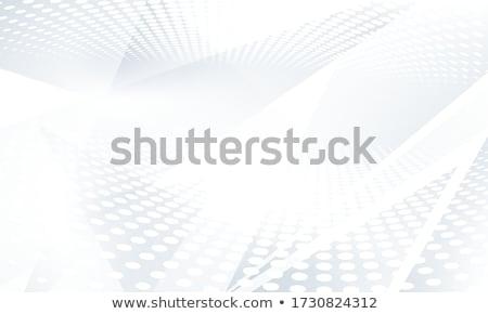 оранжевый точка белый изображение оказанный Сток-фото © tang90246