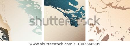 Fluido superficie texture sfondo spazio industria Foto d'archivio © Istanbul2009