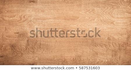 Textura de madeira velho marrom possível tabela guarda-roupa Foto stock © jarin13