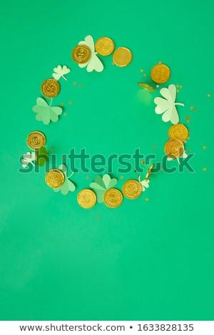 dag · vieren · Ierse · iconen · top - stockfoto © littlecuckoo
