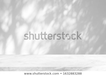 Concrete tabletop with abstract blur background stock photo © punsayaporn
