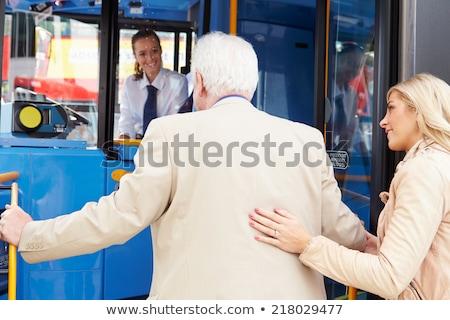 Three kind of transportations Stock photo © bluering