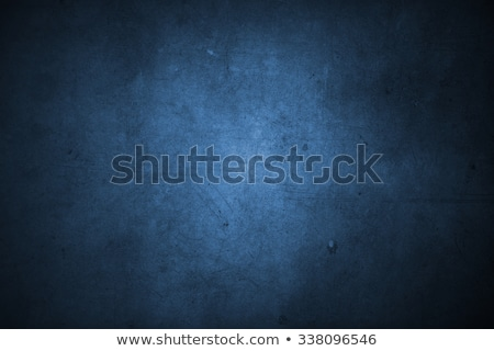 grungy blue concrete wall stock photo © fotoyou
