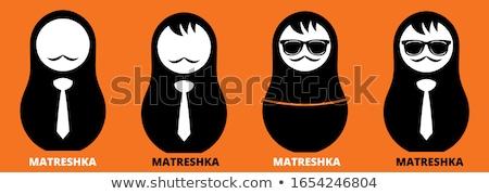 Matryoshka. Stock photo © Fisher
