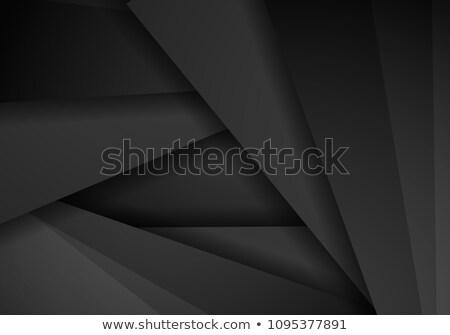 abstract dark grey metallic background technology template car stock photo © kurkalukas
