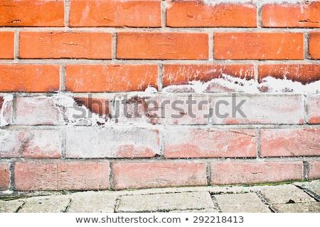 Maintenance Costs on White Brick Wall. Stock photo © tashatuvango