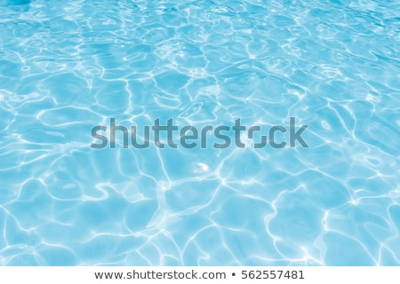 abstract swimming pool water as background stock photo © stevanovicigor