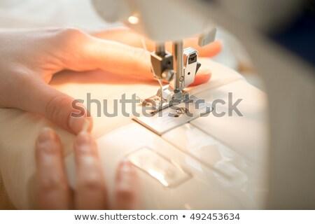 dikiş · tablo · atış · araçları - stok fotoğraf © traimak