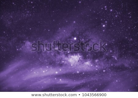 Deep Space, Ultra Violet Nebula and Star Fields  Stock photo © Artida