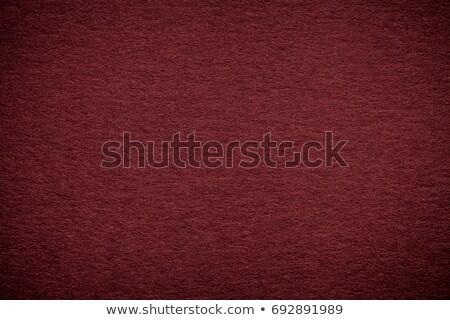 Cartone buio rosso rughe texture gradiente Foto d'archivio © adamson