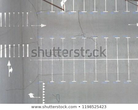 cement · teherautók · homok · építkezés · munka · ipari - stock fotó © artjazz