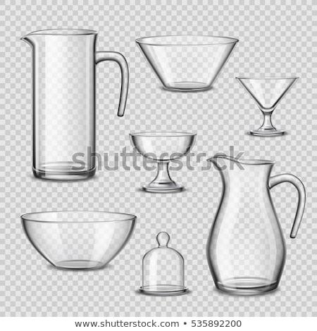 пусто · рюмку · алкоголя · стекла · вино - Сток-фото © pikepicture