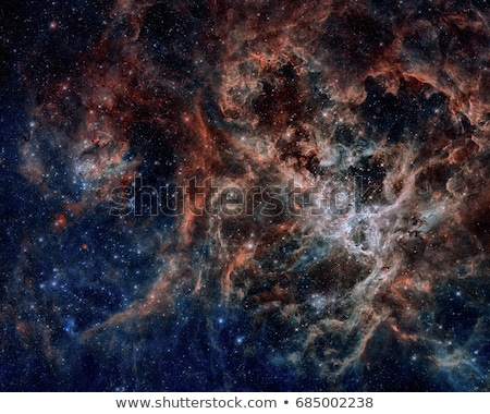 Star-Forming Region in the Tarantula Nebula or 30 Doradus. Stock photo © NASA_images