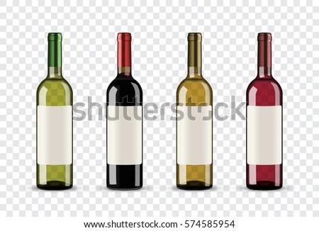 Bottle of wine Stock photo © ssuaphoto