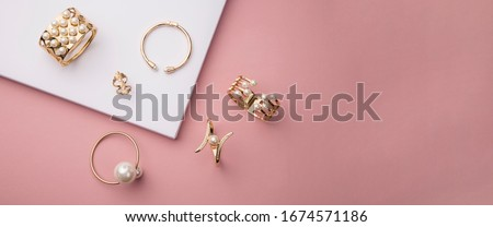 hoop · goud · sieraden · metaal · keten · gebroken - stockfoto © zhekos