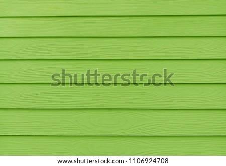 fal · fából · készült · deszkák · festett · zöld · textúra - stock fotó © homydesign