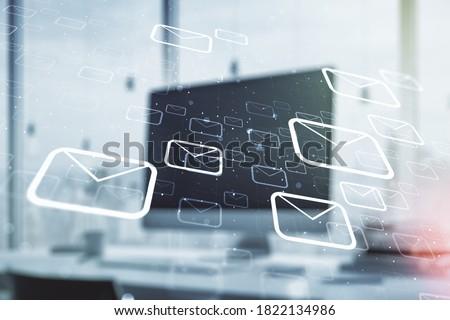 öreg · műhely · elfoglalt · üzlet · szerszámok · fotó - stock fotó © fuzzbones0