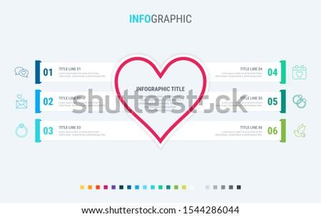 Projeto vetor opções coração Foto stock © ukasz_hampel