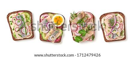 various herring Stock photo © shutswis