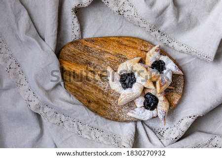 Finnish christmas puff pastries Stock photo © Stocksnapper
