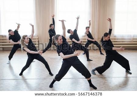 Relaxing Ballet Dancer Stock photo © Pressmaster