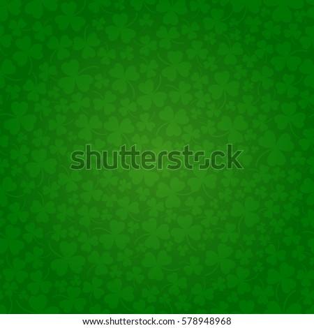 trevo · folhas · escuro · feliz · projeto · verde - foto stock © blackmoon979