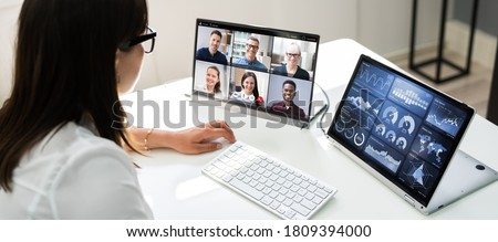 Presentation of chart Stock photo © pressmaster