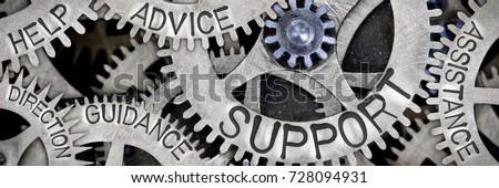 Działalności wsparcie sukces korporacyjnych zwycięski strategii Zdjęcia stock © Lightsource