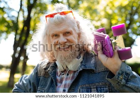 Emberek enyém hobbi férfi elvesz fotó Stock fotó © yupiramos