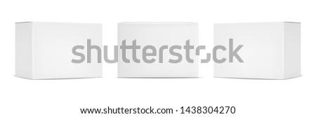 белый окна шкатулке зеленый украшения кристалл Сток-фото © vanessavr