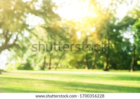 Blurred abstract background of people in urban environment Stock photo © stevanovicigor