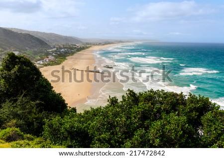 Wilderness Beach Stock photo © zambezi
