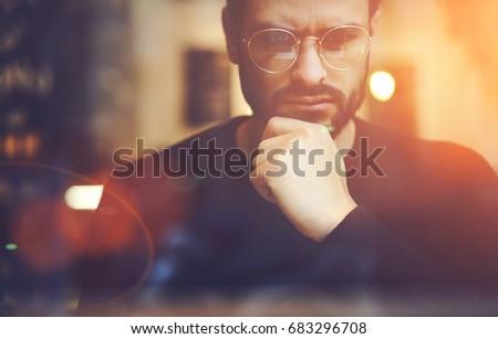 ビジネスマン 思考 ショッピング ショッピングカート アイコン 速達便 ストックフォト © ra2studio