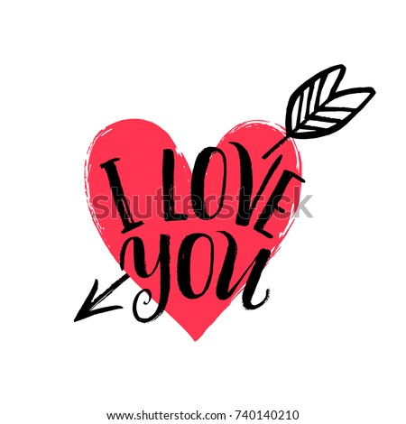 I Love you Stock photo © olira