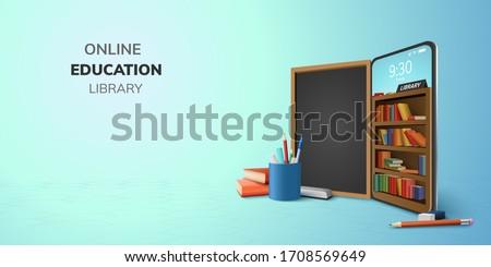 elektronikus · könyvtár · berendezés · izolált · piros · ekönyv - stock fotó © timurock