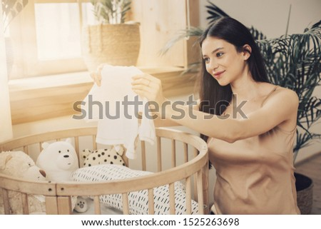 becoming a mother stock photo © adrenalina