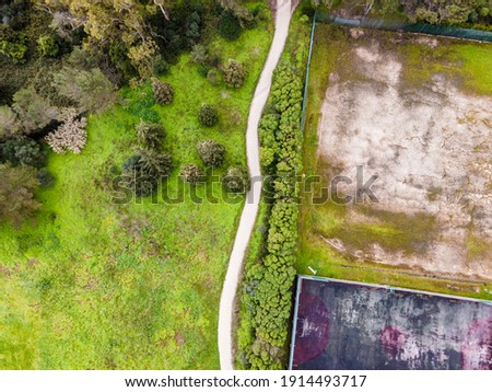 Portugal high mauntains landscape Stock photo © joyr