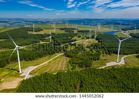 группа современных электрических власти производства Сток-фото © CaptureLight