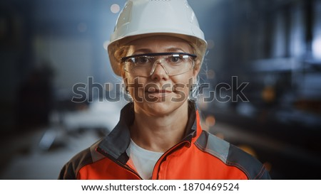 Portrait of an engineer Stock photo © photography33