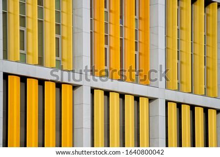 industrial building Stock photo © meinzahn