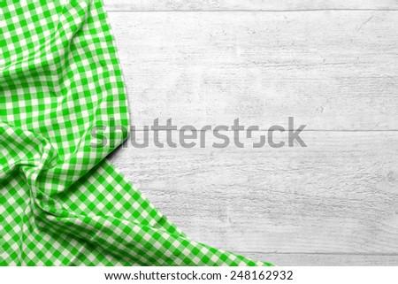peçete · kenar · masa · örtüsü · örgü · soyut - stok fotoğraf © manera