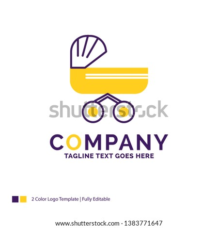 trolly yellow vector icon design stock photo © rizwanali3d