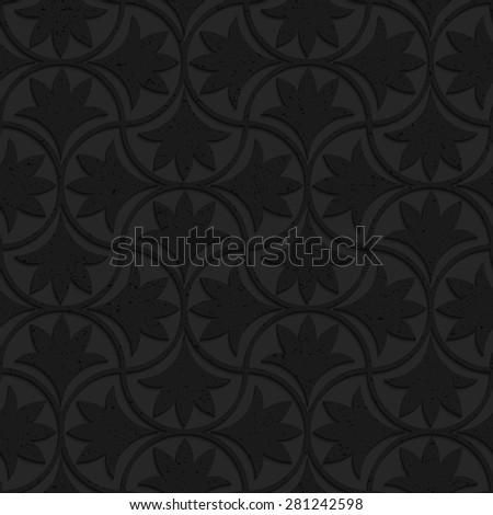 textured black plastic floral pin will stock photo © zebra-finch