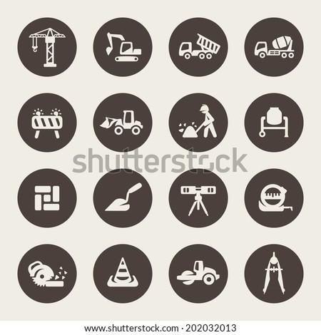 Icon of construction level  Stock photo © angelp