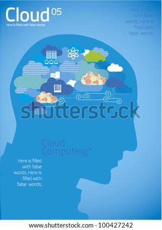 Isometrische ontwerp website Stockfoto © Genestro