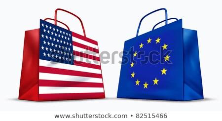 international business america and european union stock photo © robuart